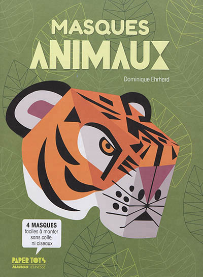 MASQUES ANIMAUX